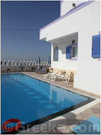 Anna Pension, Santorini, Greece, Greece hotels and hostels